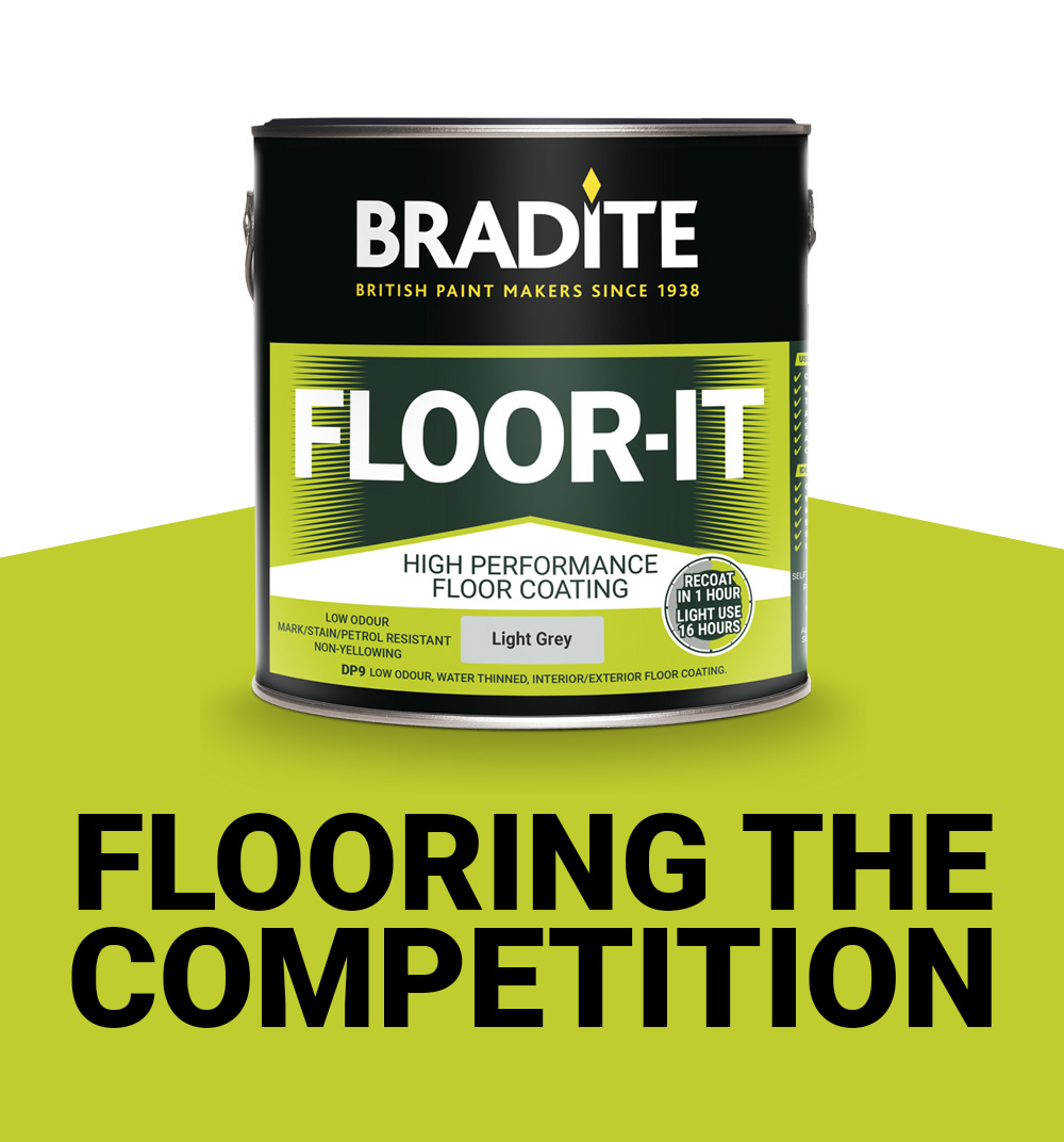 Flooring the competition